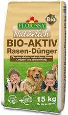 Florissa Natürlich Bio-Aktiv Rasendünger 15 kg