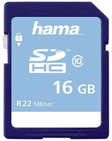 Hama SDHC Card HighSpeed Gold Class 10