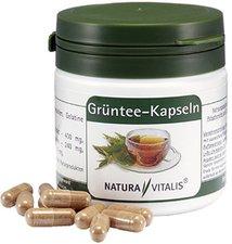 Natura Vitalis Grüntee Kapseln (120 Stk.)