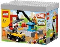 LEGO Steine & Co. - Bausteine Baustelle (10657)