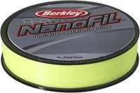 Berkley Nanofil 125m 028mm HV Chartreuse