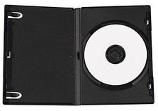MediaRange BOX33 Slim-DVD-Box (10er-Pack)