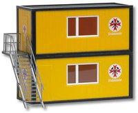 Busch Container-Set Grubenwehr (1033)