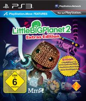 Little Big Planet 2 - Extras Edition (PS3)