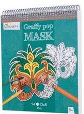 Avenue Mandarine Graffy Pop Mask