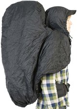 Bach Hooded Raincover L