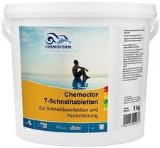 Chemoform Chlortabletten 5 Kg