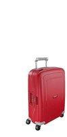 Samsonite S'Cure 4-Rollen-Trolley 55 cm crimson red