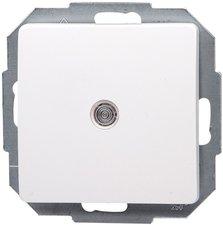 Kopp Aus-/Wechselschalter, arktis-weiß X37802083