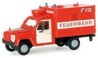 Herpa Mercedes-Benz Feuerwehr (742542)