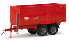 Herpa Krampe Anhänger Big Body 650 (076340)