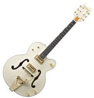 Gretsch G6136-1958 Stephen Stills White Falcon