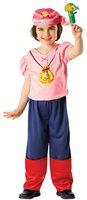 Rubies Kinder-Kostüm Jake und die Nimmerland Piraten - Izzy