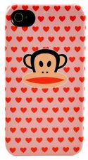 Paul Frank Deflector Multi Hearts Julius (iPhone 4)
