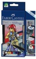 Faber-Castell Art Grip Aquarelle Anime Art Fantasy