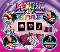 KSG Sequin Art - Pop Art I