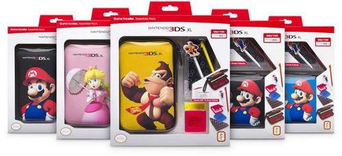 BigBen 3DS XL Essentials Pack Mario