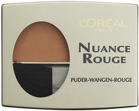 Loreal Nuance Rouge - 107 Haselnuss (6 g)