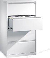 CP Möbelsysteme C 1000 Acurado Hängeregistraturschrank 2-bahnig (4 Schübe) A4