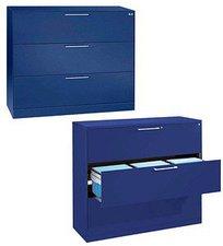 CP Möbelsysteme C3000 Asisto Hängeregistraturschrank 3-bahnig (3 Schübe)