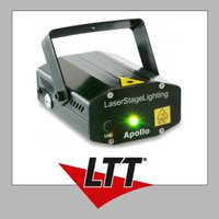 BeamZ Lighting Apollo