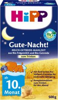 Hipp Gute-Nacht Milch-Getreide-Mahlzeit