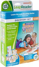 Leap Frog Tag Book - Human Body Discovery Pack