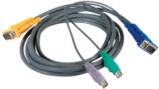Rotronic KVM Kabelsatz PS/2 3m (11.99.5502)