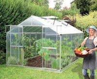 Gartenpro Delia 3 (4 mm HKP, Alu blank)
