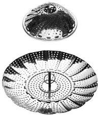 Premier Housewares Edelstahl-Brühsieb 24 cm