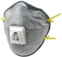 3M Medica Feinstaubmaske 9914 FFP1 mit Ventil