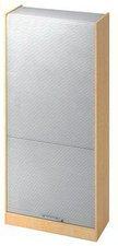 Hammerbacher Solid SET90 Rollladen-Aktenschrank