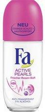 Fa Active Pearls Rose Fresh Deodorant Roll-on (50 ml)