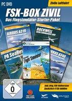 FSX-Box Zivil: Das Flugsimulator-Starter-Paket (PC)