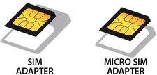 Cellular Line Nano-SIM Adapter Set