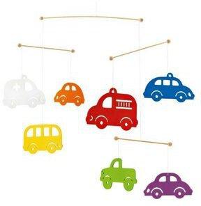 Selecta Mobile Bunte Autos (2093)