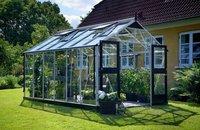 Juliana Premium 13,0 m² (Blankglas 3mm, Alu blank)