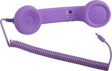 TWINS Retrophone+ (Volume Control), violett