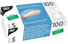 Papstar Latex-Handschuhe gepudert weiß Gr. S (100 Stk.)