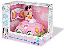 Clementoni Disney Baby - Minnie-Fahrzeug mit Funksteuerung (14390)