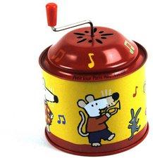 Petit Jour Musikmühle Maisy Mouse