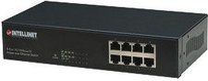 Intellinet 8-Port PoE+ Desktop Switch (560757)