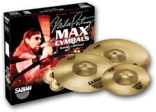Sabian Sabian AAX Max Splash Set