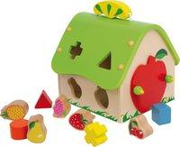 Small Foot Design Steck-Haus Früchte