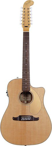 Fender Villager 12 upgraded
