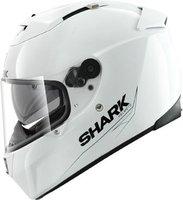 Shark Speed-R Blank weiß azur