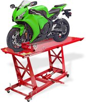 Dema Motorradhebebühne 450 kg hydraulisch (24351)