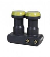 Humax Monoblock Twin LNB 228 Gold