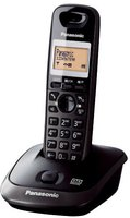 Panasonic KX-TG2521 Single Schwarz