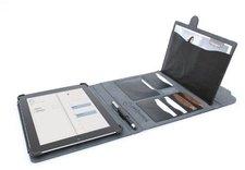 Waterkant Logbuch Stylus Ledercase für iPad 2 & 3